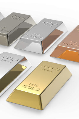 Gold/Silver: Why You Need to Buy the Dip