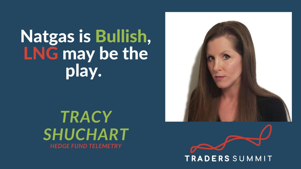 Tracy Shuchart Traders Summit