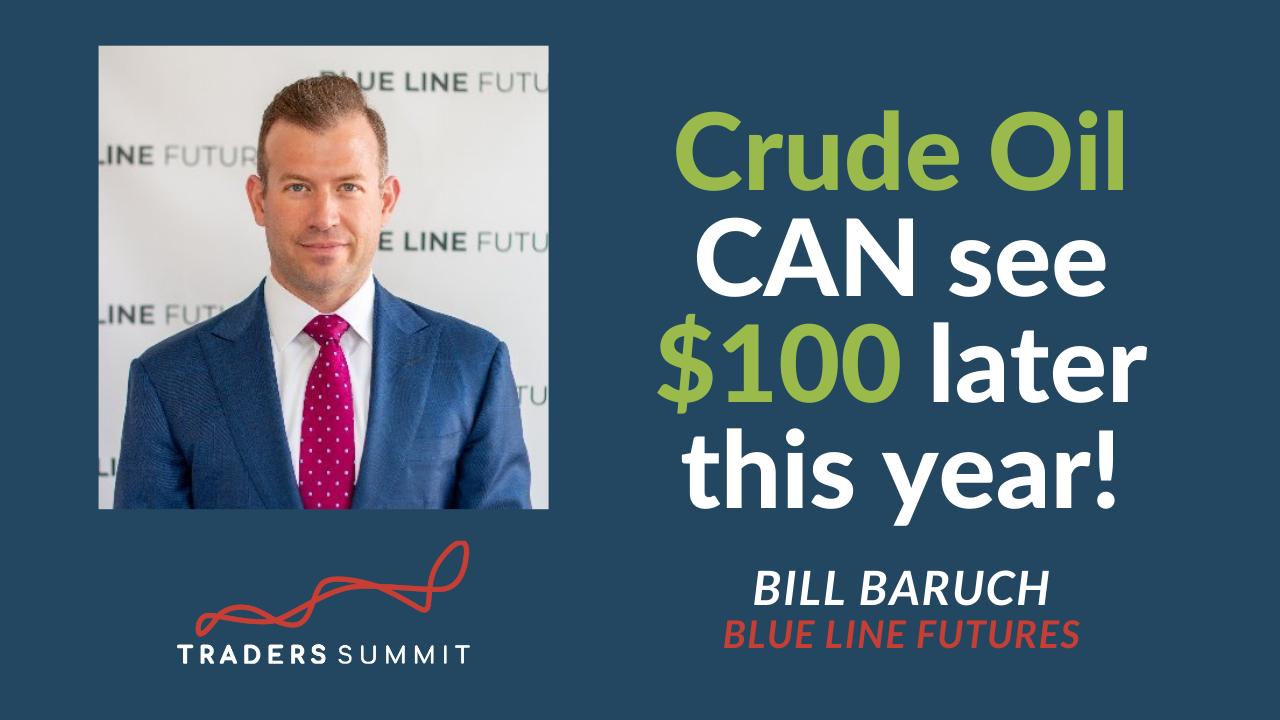 Crude Oil $100